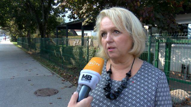 Alenka Iskra, SD MB