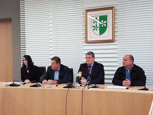 Novinarska konferenca Občine Kidričevo