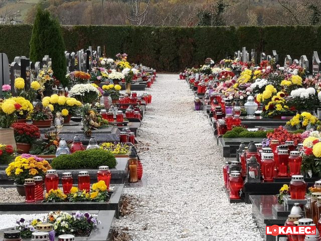 pokopališče, grobovi, dan spomina na mrtve