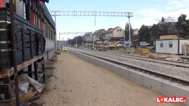 Železniška postaja v Šentilju