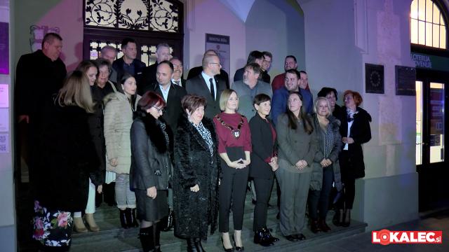 1. konstitutivna seja Ptuj, Nuška Gajšek, Senčar se je poslovil (3)