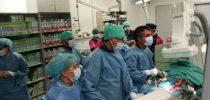 nekirurška vstavitev aortne zaklopke