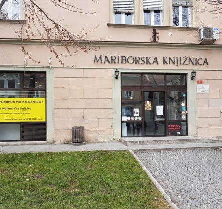 Mariborska knjižnica danes