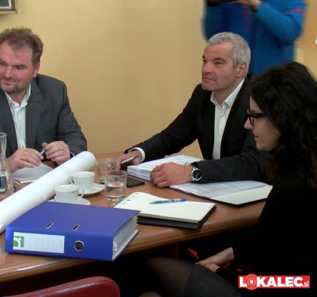 Novi direktor MU MO Maribor Boris Železnik (na sliki levo).