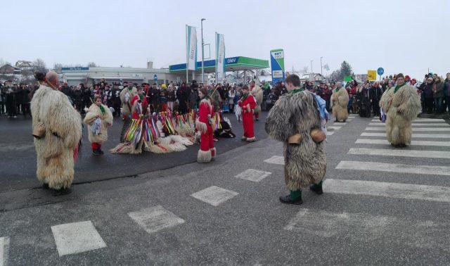 Fašank v Dupleku; FOTO: Občina Duplek