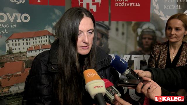 Sergeja Puppis Freebairn iz Civilne iniciative Zahtevamo ptujsko obvoznico
