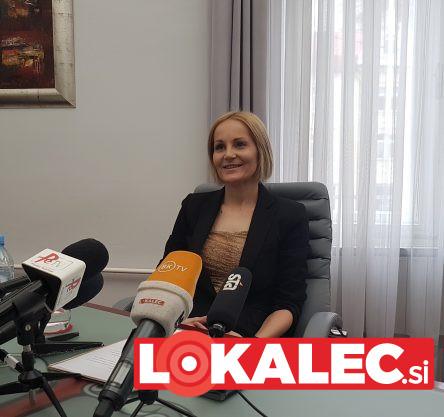 Nuška Gajšek, županja Mestne občine Ptuj
