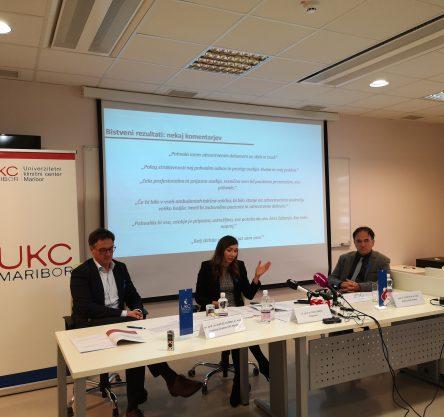 Predstavitev rezultatov ankete UKC Maribor