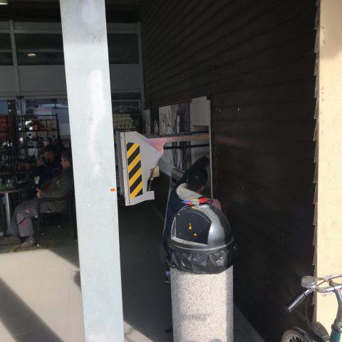 Odstranitev bankomata