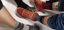 Pisane nogavice kot simbol solidarnosti ob svetovnem dnevu Downovega sindroma