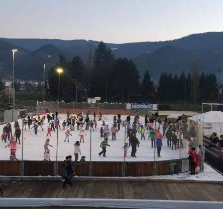 Drsališče v Rušah 2019. Vir: CEZAM - Športni park Ruše.