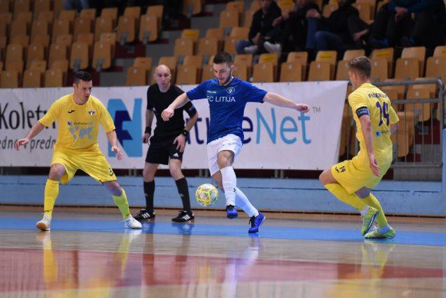 Vir: Facebook FutureNet Futsal Maribor