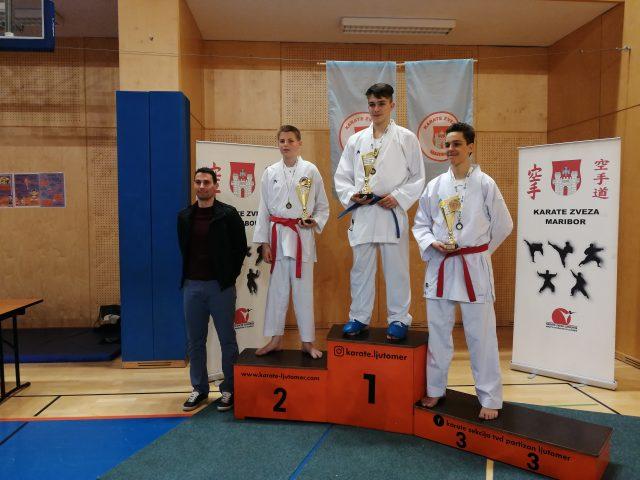 karate klub selnica ob dravi državno prvenstvo