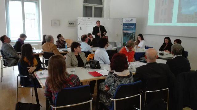 Na Univerzi v Mariboru srečanje parterjev projekta Programa za Podonavsko regijo S3-Clusters