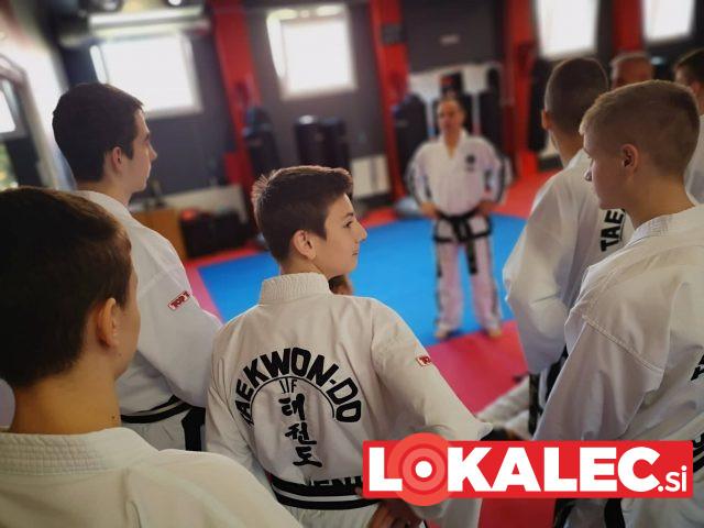 taekwondoisti iz maribora, taekwondo (1)