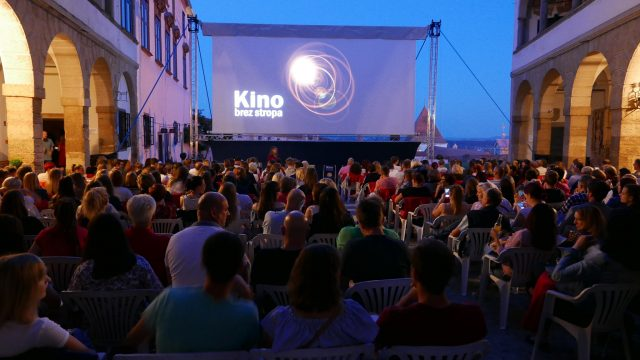 FOTO: Facebook profil Kino brez stropa