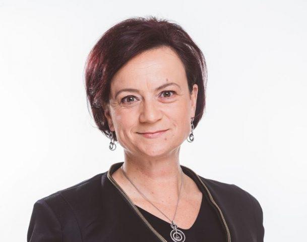 dr. Tanja Angleitner Sagadin, v. d. direktorice VSGT. Vir: vsgt.si