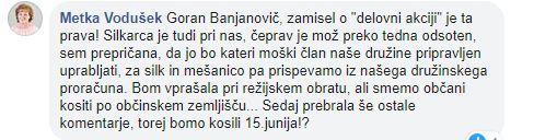 "Vir: Facebook skupina ""Aktivni volivci Ruš 2018-2022"""