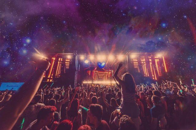 StellarBeat festival, vir: Maribor-Pohorje