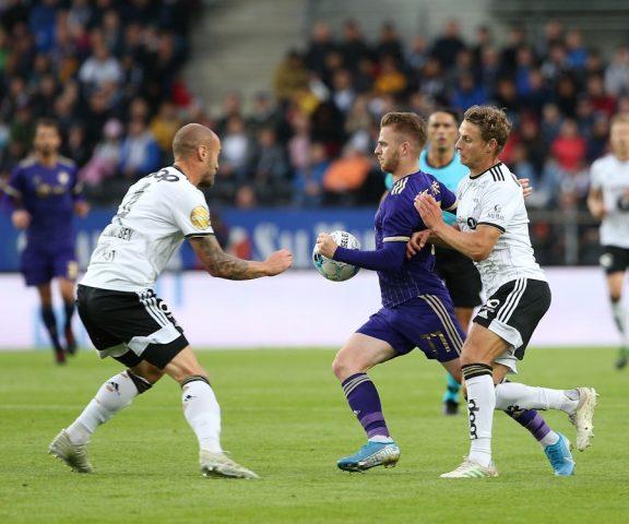 Rosenborg - Maribor. Vir: Facebook NK Maribor