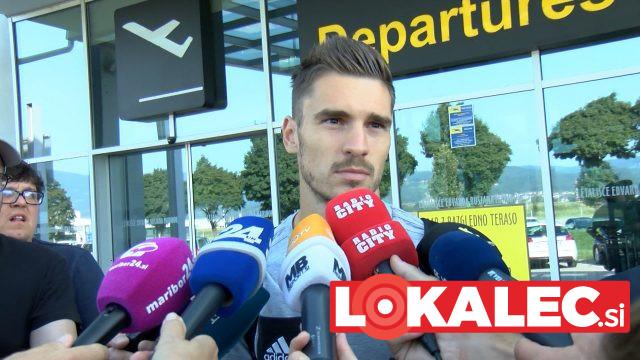Blaž Vrhovec, vezni igralec NK Maribor