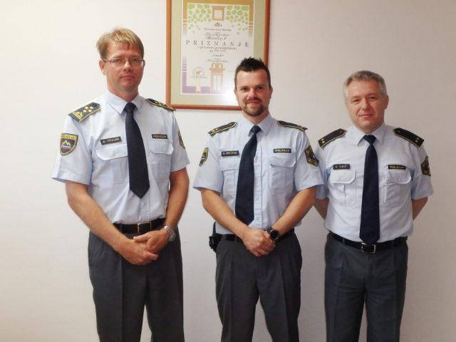 novi komandir pp maribor II