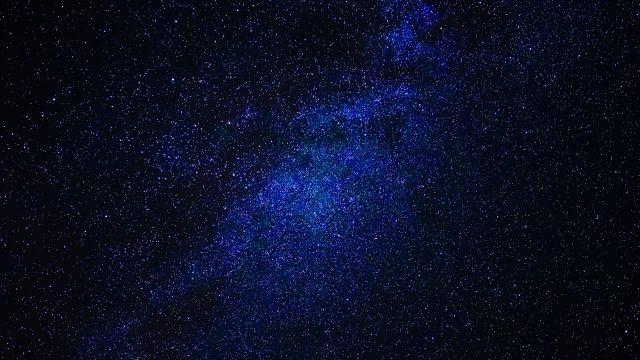 Zvezdnato nebo. Vir: Pixabay