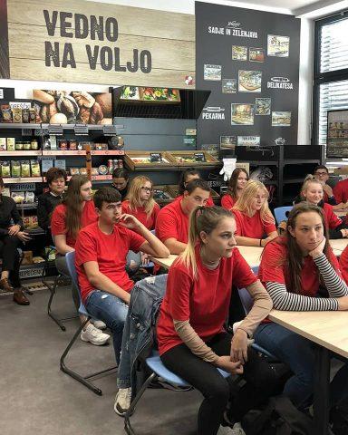 Vir: FB Srednja trgovska šola Maribor