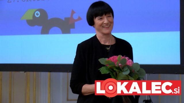 Marinka Štern, igralka in dobitnica Borštnikovega prstana 2019.