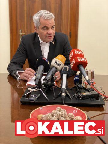 Župan MOM Saša Arsenovič