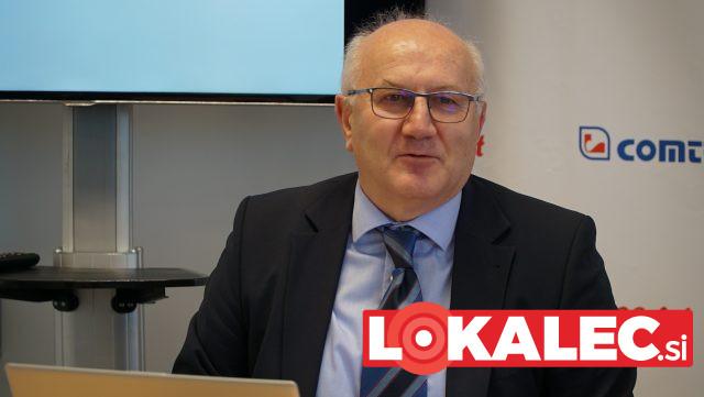 dir. podjetja Comtron d.o.o., Ivan Selar